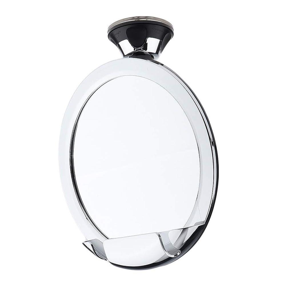 利点機械的に懐B Baosity メイクアップミラー 吸引ミラー 360°回転 拡大鏡 化粧鏡