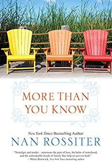 More Than You Know by [Nan Rossiter]