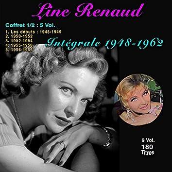 Line Renaud, Intégrale de 1948 - 1962, Vol. 1 (180 Titres)