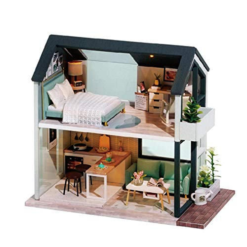 Aional Wisdom Fun House Diy Cottage Only Nordic Duplex Monta