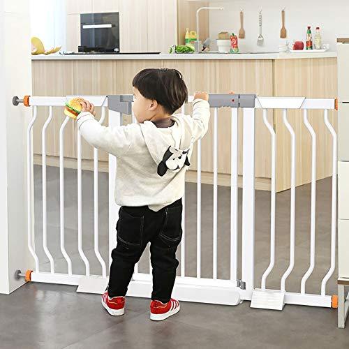 ERRU Barrera Seguridad Escaleras para Bebés Puert