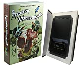 E-ONSALE Real Paper Book Locking Booksafe with Combination Combo Dictionary Secret Hidden Safe (Combo/Alice in Wonderland)