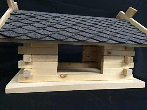 Martinshof Rothenburg Diakoniewerk Mini Dachschindeln Schiefer (55 mm) - Set - Grau 23.425