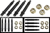 APDTY Automotive Replacement Exhaust Studs & Nuts