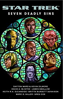 Star Trek: Seven Deadly Sins (Star Trek: Deep Space Nine) by [Margaret Clark]