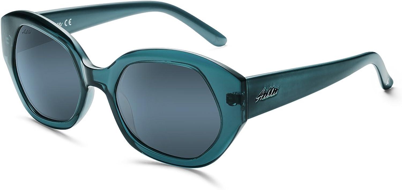 Aiblii Polarized Oval Sunglasses Women 100 UV Predection Sun Glasses for Ladies