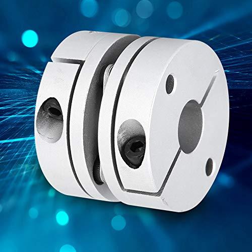 Acoplador del eje, hecho del conector material del acoplador del eje de la aleación de aluminio del metal 34.5m m