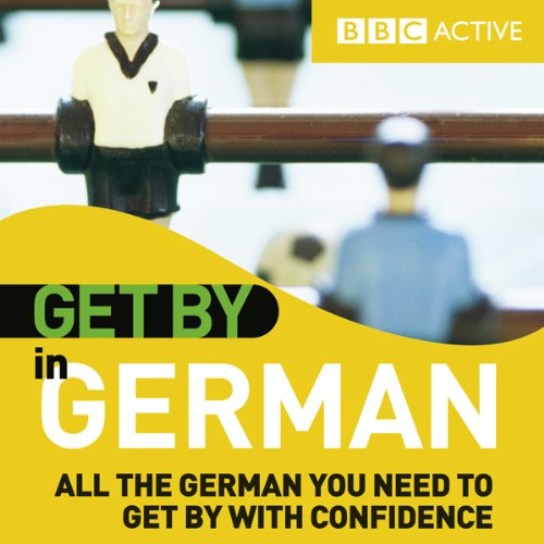 Get By in German cover art