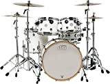 DW Design Series 5-Piece Lacquer Shell Pack Gloss White...