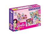 Barbie 6 in 1 Carrier Oriented Picture Blocks for Girls
