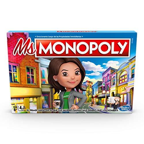 Monopoly – Ms Monopoly (Hasbro E8424105)