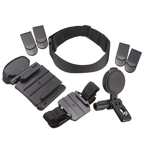 MYAMIA Uhm1 Universal Head Strap Mount Kit Für Sony Action Kamera As30V As15 As100V