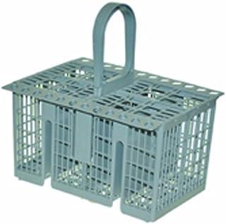 Genuine HOTPOINT Grey Dishwasher CUTLERY BASKET C00257140