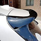 ABS Coche Tronco Alerón Trasero para BMW X1 F48 2016 2017 2018 2019, Trunk Techo Spoiler Lip Wing, Alerón Labio Del Maletero Tail Lip Wing Accesorios