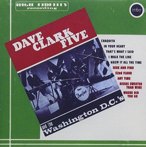 Dave Clark Five / The Washington D.C.'s