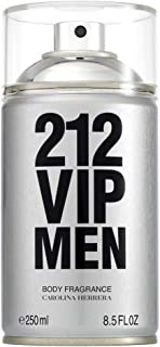 Carolina Herrera. 212 Vip Men Spray Body Fragance 250 Ml. 1500 g
