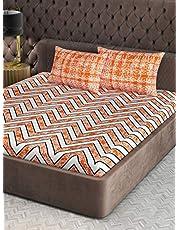 Divine Casa Single Bedsheet, Double Bedsheet, Dohar