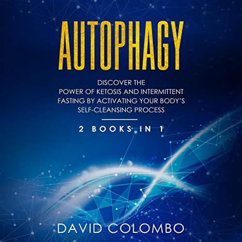 Autophagy: 2 Books in 1  By  cover art