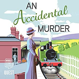 An Accidental Murder     The Yellow Cottage Vintage Mysteries, Book 1              By:                                                                                                                                 J. New                               Narrated by:                                                                                                                                 Jilly Bond                      Length: 2 hrs and 33 mins     9 ratings     Overall 4.1