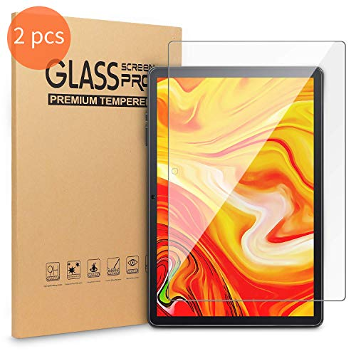 Vankyo Glass Screen Protector for Vankyo MatrixPad Z4, Z4 Pro 10 inch Tablet(2 Pack), Tempered Glass High Definition/Scratch Resistant