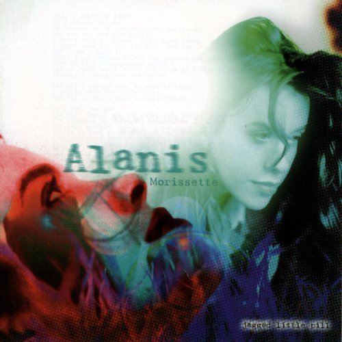 Jagged Little Pill by MORISSETTE,ALANIS (1995-06-13)