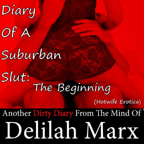Diary of a Suburban Slut audiobook cover art
