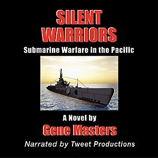 Silent Warriors audiobook cover art