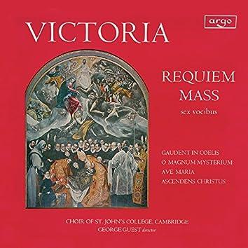 Victoria: Requiem Mass; O Magnum Mysterium; Ave Maria