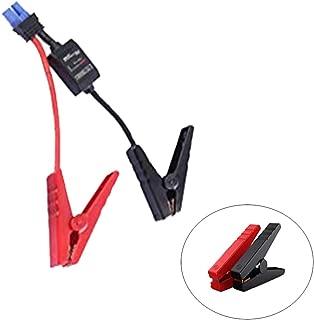 Moto Ghair2 Pince de d/émarrage pour Voiture avec c/âble de Secours pour Batterie de 12 V pour Automobile Bateau avec Pince Crocodile pour Batterie de Voiture 12 V