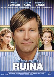 Mi Vida Es Una Ruína [DVD]