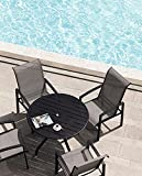 Best Sunjoy Patio Furniture Sets - FRP 5 Pieces Outdoor Dining Set Patio Furniture Review