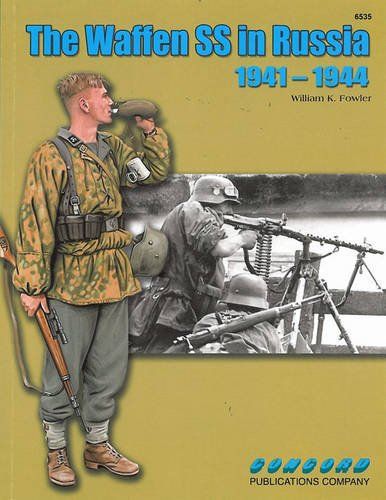Image Of6535: The Waffen SS In Russia 1941-44