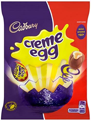 Cadbury Mini Creme Egg Bag 89g