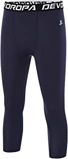 Boys Leggings Quick Dry Youth Compression Pants Sports Tights Basketball Base Layer