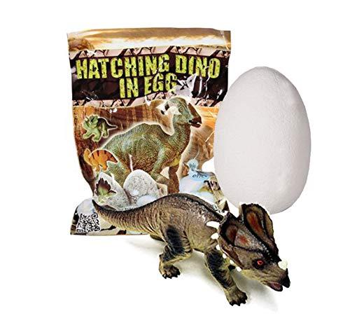 Out of the blue Schlüpfender Dino im sprudelnden Ei ca. 5cm, 6-Fach Sortiert - Sortiert, Preis Gilt für 1 Stück