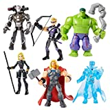 Marvel Avengers Toybox Action Figure Gift Set
