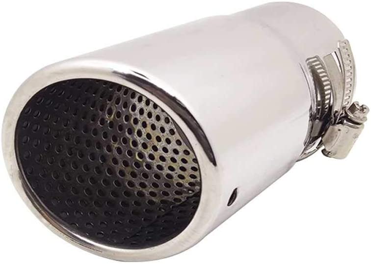 ZHHRHC Austin Mall Car Tail Pipes Muffler 70mm Diameter Factory outlet Audi Mer Fit for A4L