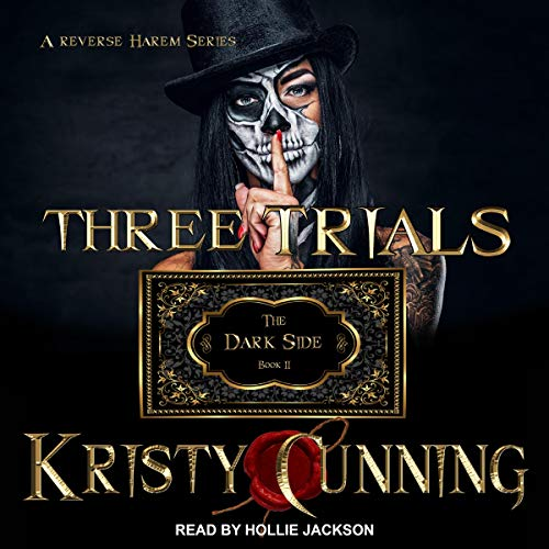 Three Trials audiobook cover art