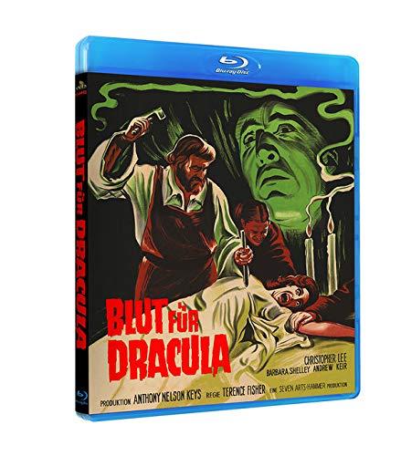 Blut für Dracula - Amaray - HAMMER EDITION NR. 31 [Blu-ray]