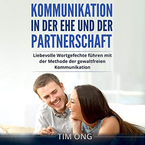 Kommunikation in der Ehe und der Partnerschaft Titelbild