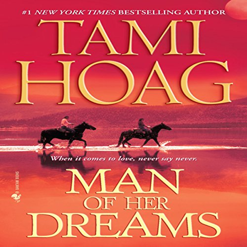 Man of Her Dreams audiobook cover art
