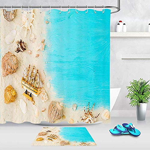 prz0vprz0v Surreal Shower Curtain, Fuck it Get Naked Shower Curtain Sexy Guy Dress Banana Peel Funny Image Black Yellow Shower Curtain for Gay's Bathroom, 71 x 79 Inch Waterproof Fabric with 12 Hooks