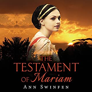 The Testament of Mariam cover art