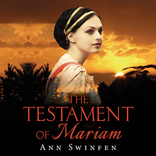 The Testament of Mariam audiobook cover art
