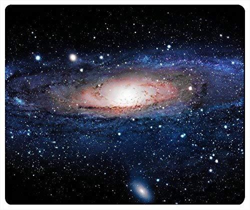Planeta Podkładka pod mysz, Galaxy Outer Space Universe Sceneria Stars Nebulas Planets Pad prostokąt