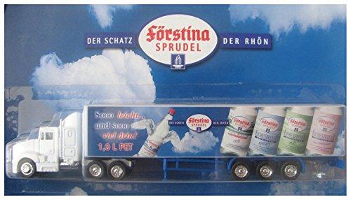 Förstina Nr.05 - Sooo leicht .... und sooo viel drin. 1,0 L PET - Mack Hauber - US Sattelzug
