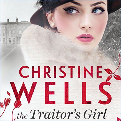 The Traitor's Girl audiobook cover art