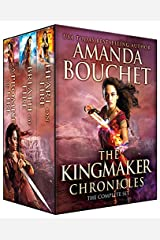 The Kingmaker Chronicles Complete Set Kindle Edition