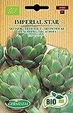 Germisem Orgánica Imperial Star Alcachofa 5 Semillas