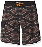 Billabong Boys' Little 73 Line Up Pro Boardshort, Night, 6L